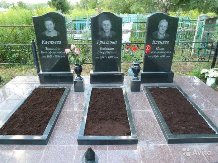 Памятник на могилу: мрамор или гранит