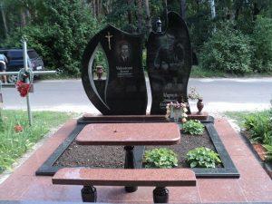 Аксессуары и украшения для памятников на могилу