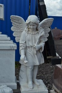 изготовление скульптур на могилу на заказ