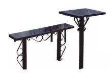 столы и лавочки на могилу гранитрус
