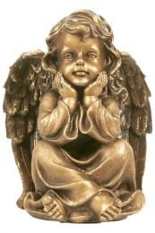 статуэтки из бронзы на могилу гранитная мастерская гранитрус